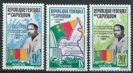 Cameroun YT 372-374 XX / MNH - Cameroon (1960-...)