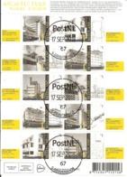 Pays-Bas Netherlands 2018 Architecture Feuille Block Obl - Blocks & Sheetlets