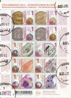Pays-Bas Netherlands 2018 Money Feuille Block Obl - Blocks & Sheetlets