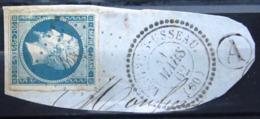 PC 1686 - LEIGNE SUR HUSSEAU - VIENNE - INDICE 15 - Marcophilie (Timbres Détachés)