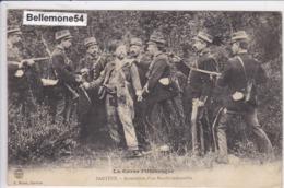 Cpa Dept 20 - 2a -  Sartène - Arrestation D'un Bandit Redoutable ( Circulé En 1906 Voir Scan Recto-verso) - Sartene