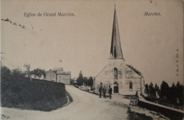 Marchin // Eglise De Grand Marchin 1904 - Marchin