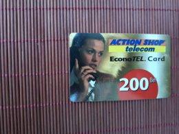 Econo Phone Prepid Belgium (mint,Neuve) 2 Scans - Belgique