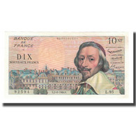 France, 10 Nouveaux Francs, 1960, 1960-06-02, SUP, Fayette:57.08, KM:142a - 1959-1966 Francos Nuevos