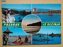 KOV 74-4 - ULCINJ, MONTENEGRO, BOJANA, NUDE BEACH, NUDISTICKA PLAZA, NUDISTE PLAGE - Montenegro