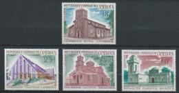 Cameroun YT PA 91-94 XX / MNH Architecture - Cameroun (1960-...)