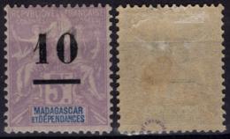 MADAGASCAR  49 * MH Protectorat Français (CV 31,50 €) - Madagascar (1889-1960)