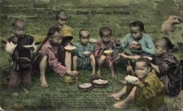 CHOW CHOW ON HILLSIDE  HONG KONG HONGKONG CHINA CHINE - China (Hong Kong)