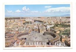 VATICAN - Panorama Dalla Cupola Di S. Pietro, Uvachrom # 6230, 192... - Vatikanstadt