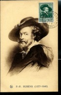 CM Du N° 300  PP Rubens - Peintre  Obl. Bxl 21/03/35 - ....-1951