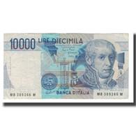 Billet, Italie, 10,000 Lire, D.1984, KM:112a, TTB+ - 10000 Lire
