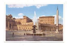VATICAN - Palazzi Vaticani, Uvachrom # 6248, 192... - Vatikanstadt