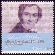 2163 Albert Lortzing ** - [7] République Fédérale