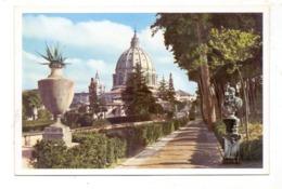 VATICAN - Giardini Vaticani, Uvachrom # 6235, 192... - Vatikanstadt