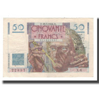 France, 50 Francs, 1946, 1946-03-28, TTB, Fayette:20.02, KM:127a - 1871-1952 Antiguos Francos Circulantes En El XX Siglo