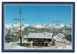Tschagguns Im Montafon - Skigebiet Golm Mit Berghof - Schruns