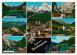 Gruss Aus Berchtesgaden - 7 Ansichten - Berchtesgaden
