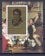Fujeira 1971 Music Beethoven MS MNH (T357A) - Fudschaira
