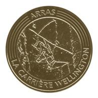 Monnaie De Paris , 2016 , Arras , La Carrière Wellington - Monnaie De Paris