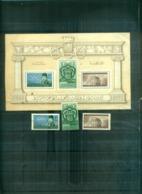 EGYPTE 1 JEUX MEDITERANEES 3  VAL + BF NEUFS A PARTIR DE 1.75 EUROS - Égypte