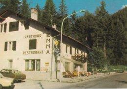 DOBBIACO/TOBLACH - BOLZANO/BOZEN - PENSIONE RISTORANTE EMMA - INSEGNA PUBBLICITARIA BIRRA - Bolzano (Bozen)
