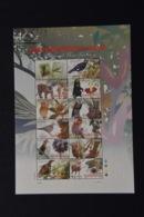 INDONESIA INDONESIE MNH ** 2010 ANIMALS DIEREN TIEREN - Indonesia