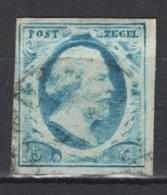 Olanda 1852 Unif.1 O/Used VF/F - Used Stamps