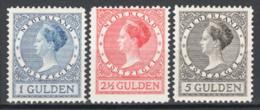 Olanda 1924 Unif.152/53 **/MNH VF/F - Periodo 1891 – 1948 (Wilhelmina)