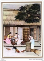COREE  Korean Traditional Customs'' Mortaring'' - Korea (Zuid)