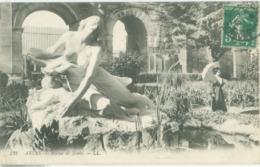 Arles 1912; Statue De Niobé - Voyagé. (LL.) - Arles