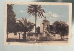 CP (Alg.) Bourkika - Monument Aux Morts - Autres Villes