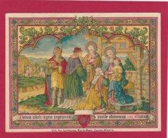 Neogotisch Devotieprent - Religion & Esotericism