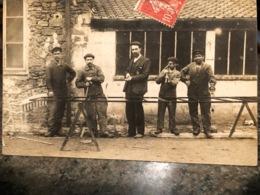 Vieux Métiers Des Travailleurs - Photos