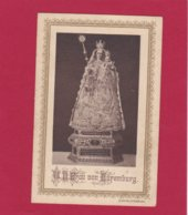 Devotieprent O.L.Frau Von Luxemburg - Religion & Esotericism