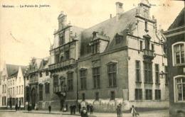 CPA - Belgique - Mechelen - Malines - Le Palais De Justice - Malines