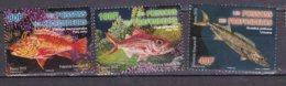 POLYNESIE 2019 POISSONS  MNH ** - Unused Stamps