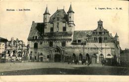 CPA - Belgique - Mechelen - Malines - Les Halles - Malines