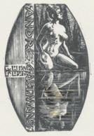 Ex Libris André Gastmans - Harry Corvers (1913-1982) - Ex-Libris