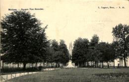 CPA - Belgique - Mechelen - Malines - Square Van Beneden - Malines