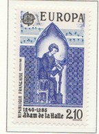 PIA  -  FRANCIA  -  1985  :  Europa  (Yv 2367-68) - Europa-CEPT