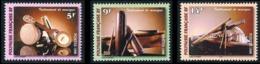 POLYNESIE 1996 - Yv. 513 514 Et 515 **  - Instruments De Musique (3 Val.)  ..Réf.POL24687 - Polynésie Française