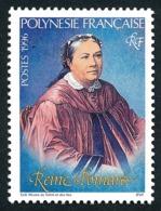POLYNESIE 1996 - Yv. 506 **   Faciale= 0,84 EUR - TVP Reine Pomaré  ..Réf.POL24682 - Polynésie Française