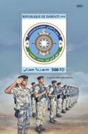 Djibouti 2018, Djibouti Coast Guard, BF - Police - Gendarmerie