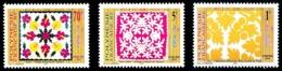 POLYNESIE 1997 - Yv. 528 529 Et 530 **   Faciale= 0,64 EUR - Tifaifai (3 Val.)  ..Réf.POL24696 - Polynésie Française