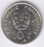 POLYNÉSIE FRANÇAISE 1992: 10 Francs, KM 8, XF - French Polynesia