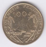 POLYNÉSIE FRANÇAISE 1995: 100 Francs, KM 14, Ttb - French Polynesia