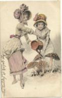 Femmes Arrosoir Champignons Bkwi 2999/5 - Femmes