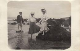 Carte Photo Trouville Calvados Normandie 1907 - Trouville