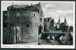 1943 Germany Feldpost Fieldpost Budingen Postcard - Germany
