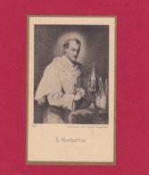 Devotieprent S. Norbertus - Religion & Esotericism